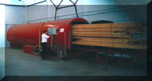 Catalogo fotos de productos en kit de madera fabricante - Autoclave para madera ...