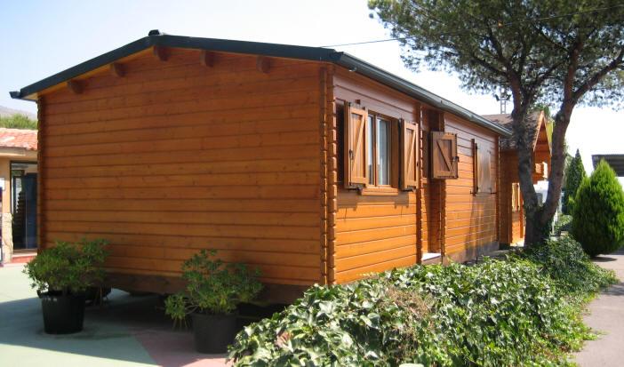 Fabricantes de modulos de madera distribuidores de residenciales mobil homes madera - Modulos de madera ...