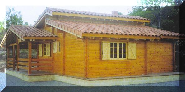Fotos imagenes venta de casas de madera fabricante - Casa de madera rustica ...