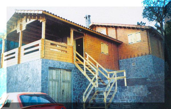 Fotos imagenes venta de casas de madera fabricante - Fabricantes de casas de madera ...
